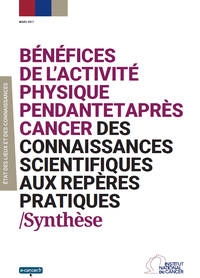 Synthese Activite physique et cancer
